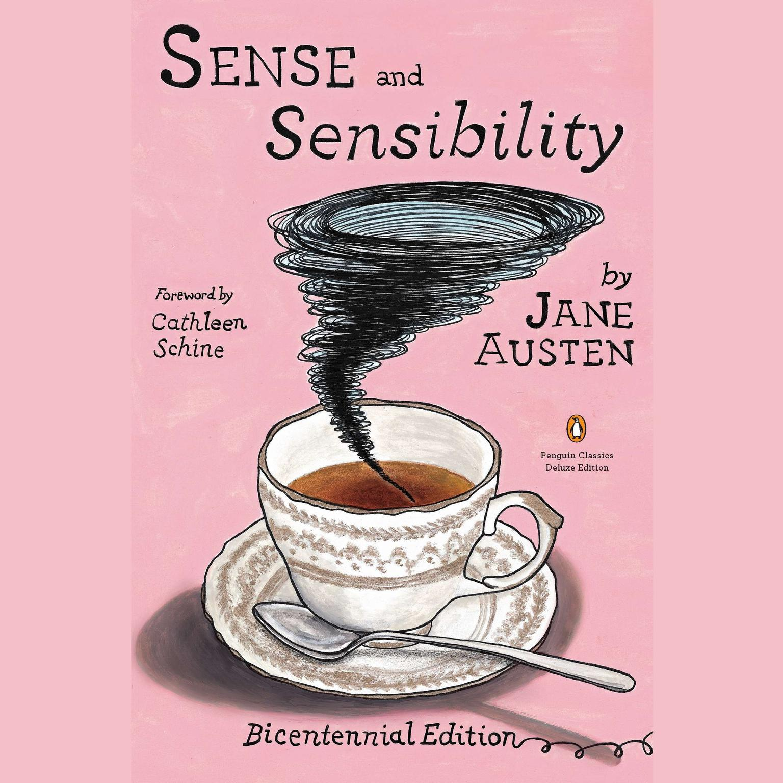 Printable Sense and Sensibility Audiobook Cover Art