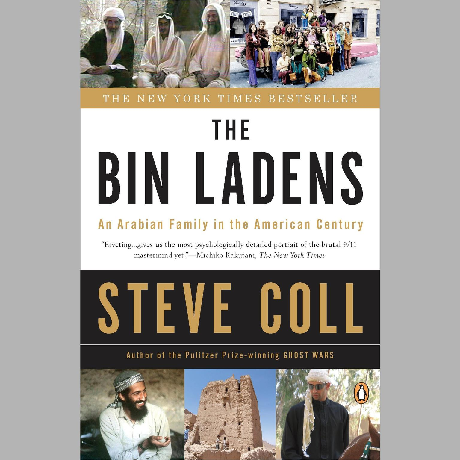 Printable The Bin Ladens: An Arabian Family in the American Century Audiobook Cover Art