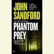 Phantom Prey Audiobook, by John Sandford