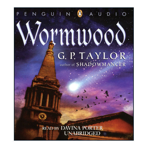 Printable Wormwood Audiobook Cover Art