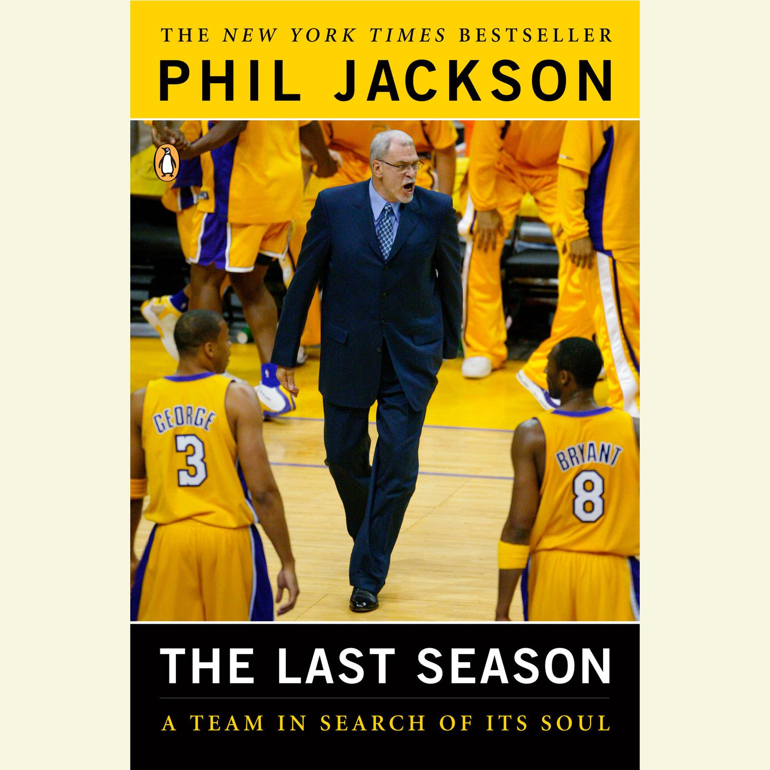 Printable The Last Season: A Team in Search of Its Soul Audiobook Cover Art