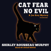 Cat Fear No Evil, by Shirley Rousseau Murphy