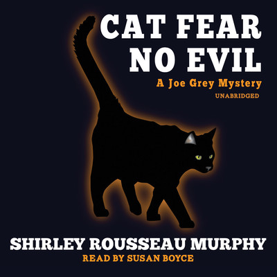 Cat Fear No Evil Audiobook, by