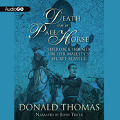 Death on a Pale Horse: Sherlock Holmes on Her Majesty's Secret Service Audiobook, by Donald Thomas
