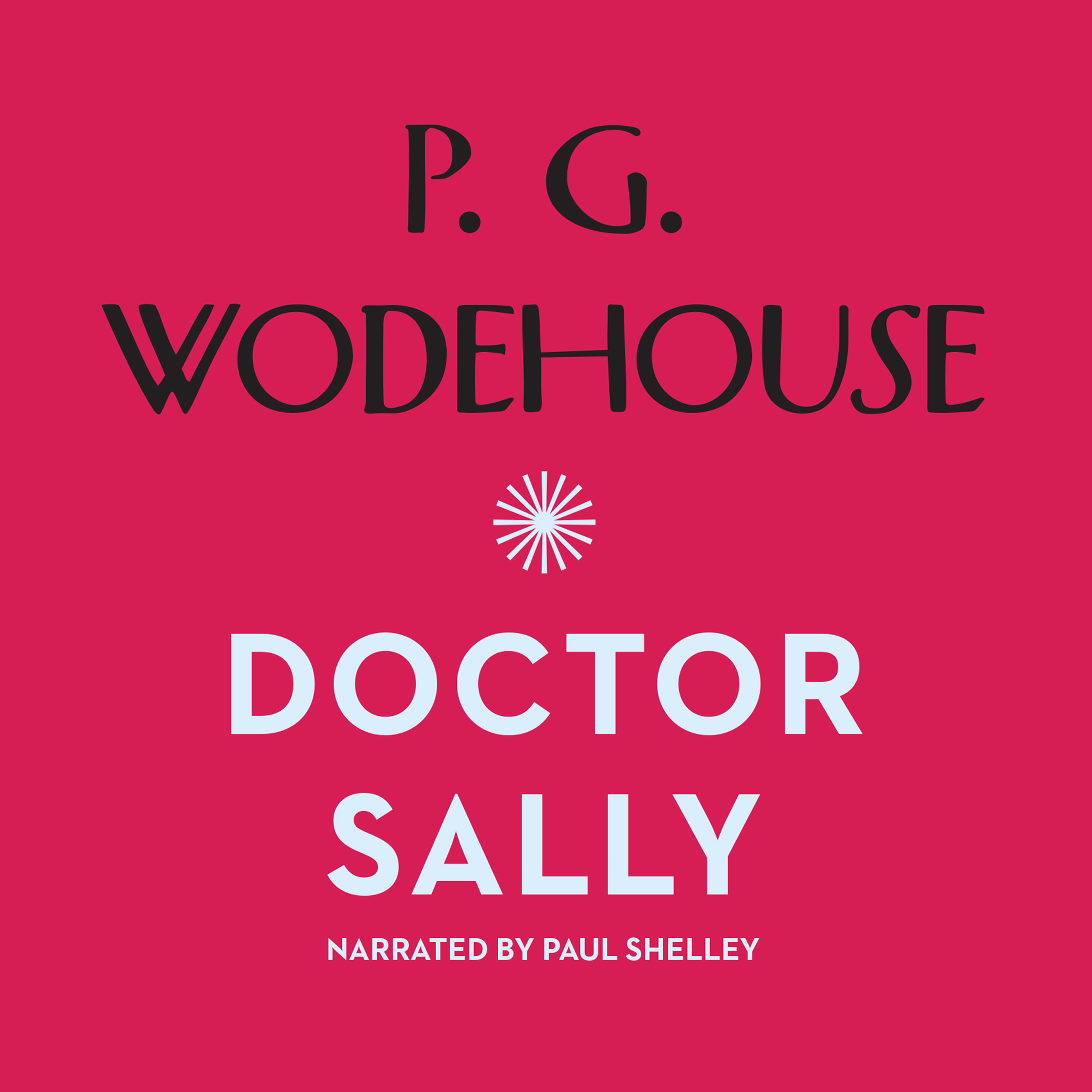 Printable Doctor Sally Audiobook Cover Art