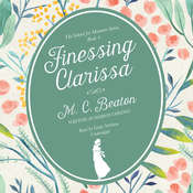 Finessing Clarissa, by M. C. Beaton