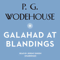 Galahad at Blandings Audiobook, by P. G. Wodehouse