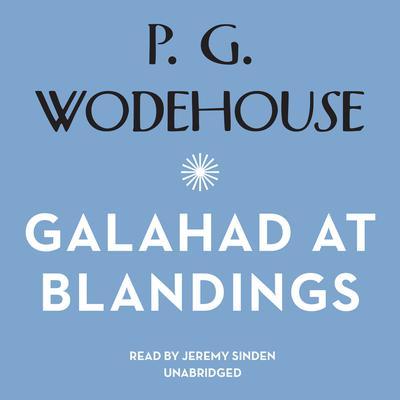 Galahad at Blandings Audiobook, by P. G. Wodehouse