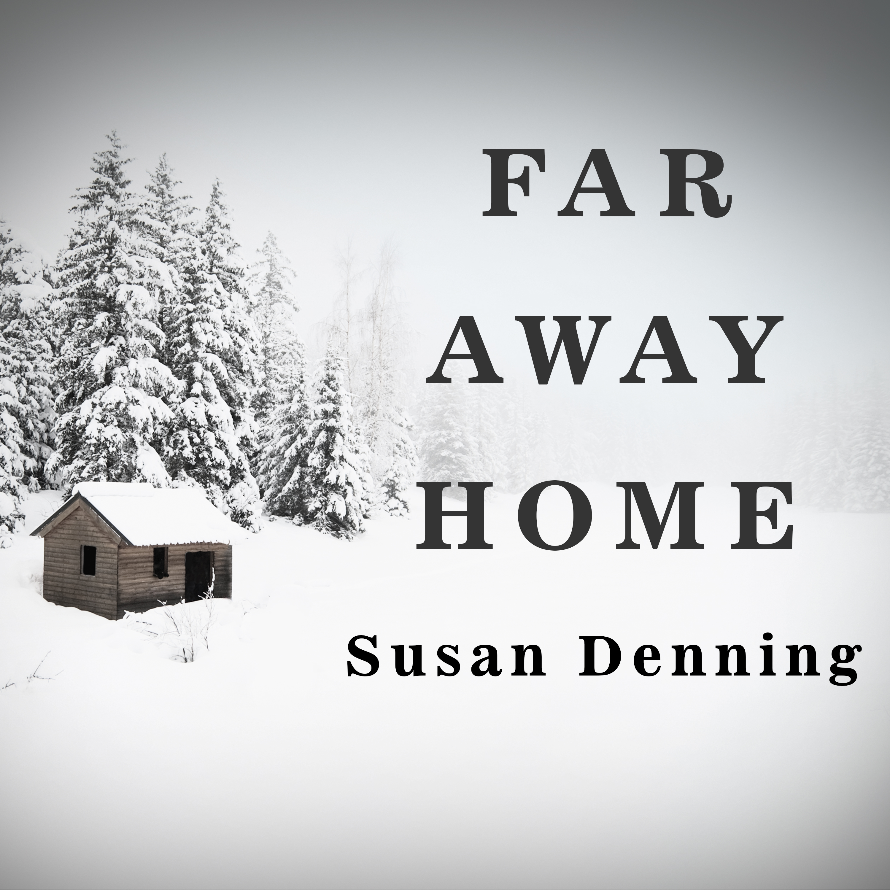 Printable Far Away Home Audiobook Cover Art