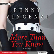 More Than You Know: A Novel, by Penny Vincenzi
