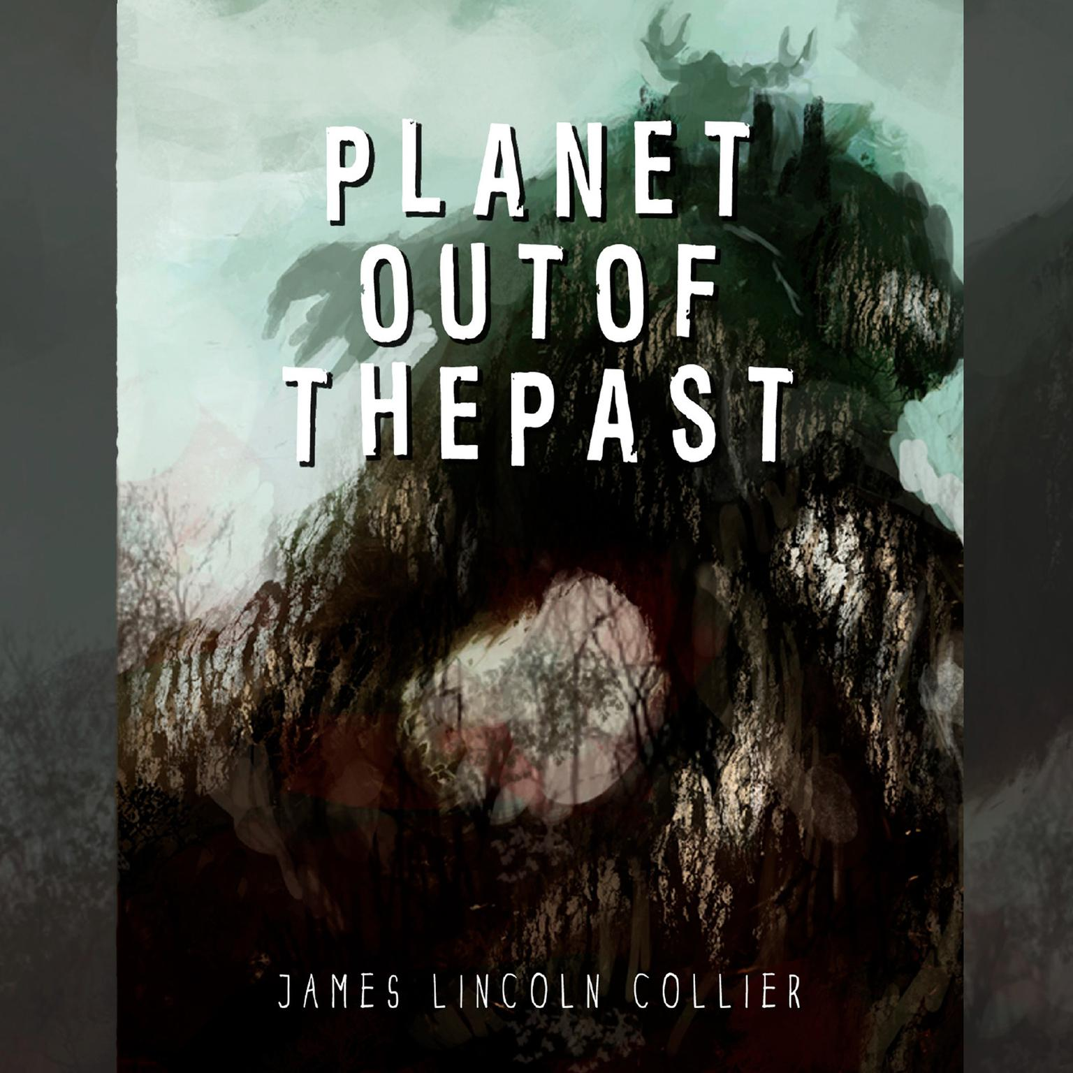 Printable Planet out of the Past Audiobook Cover Art