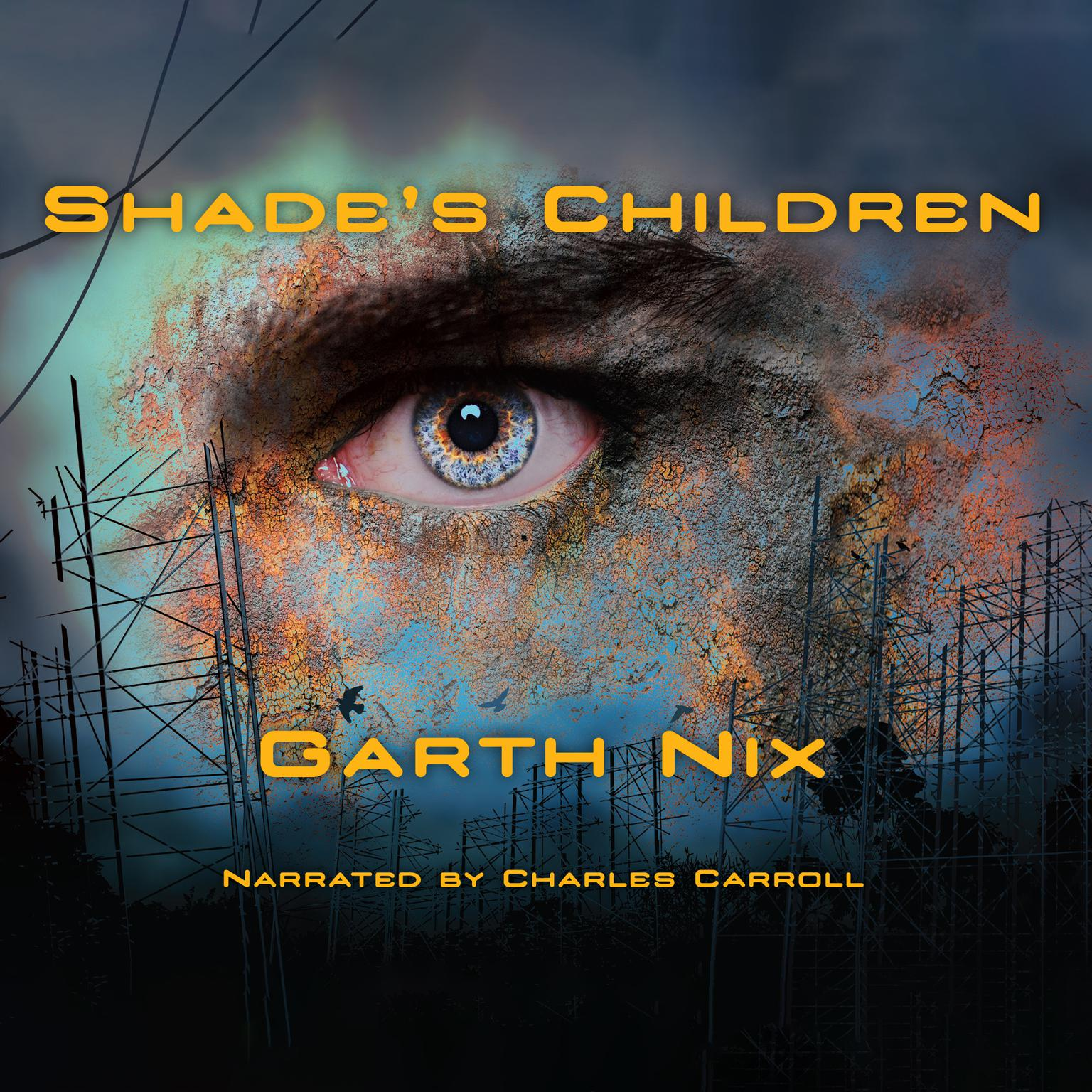 Printable Shade's Children Audiobook Cover Art