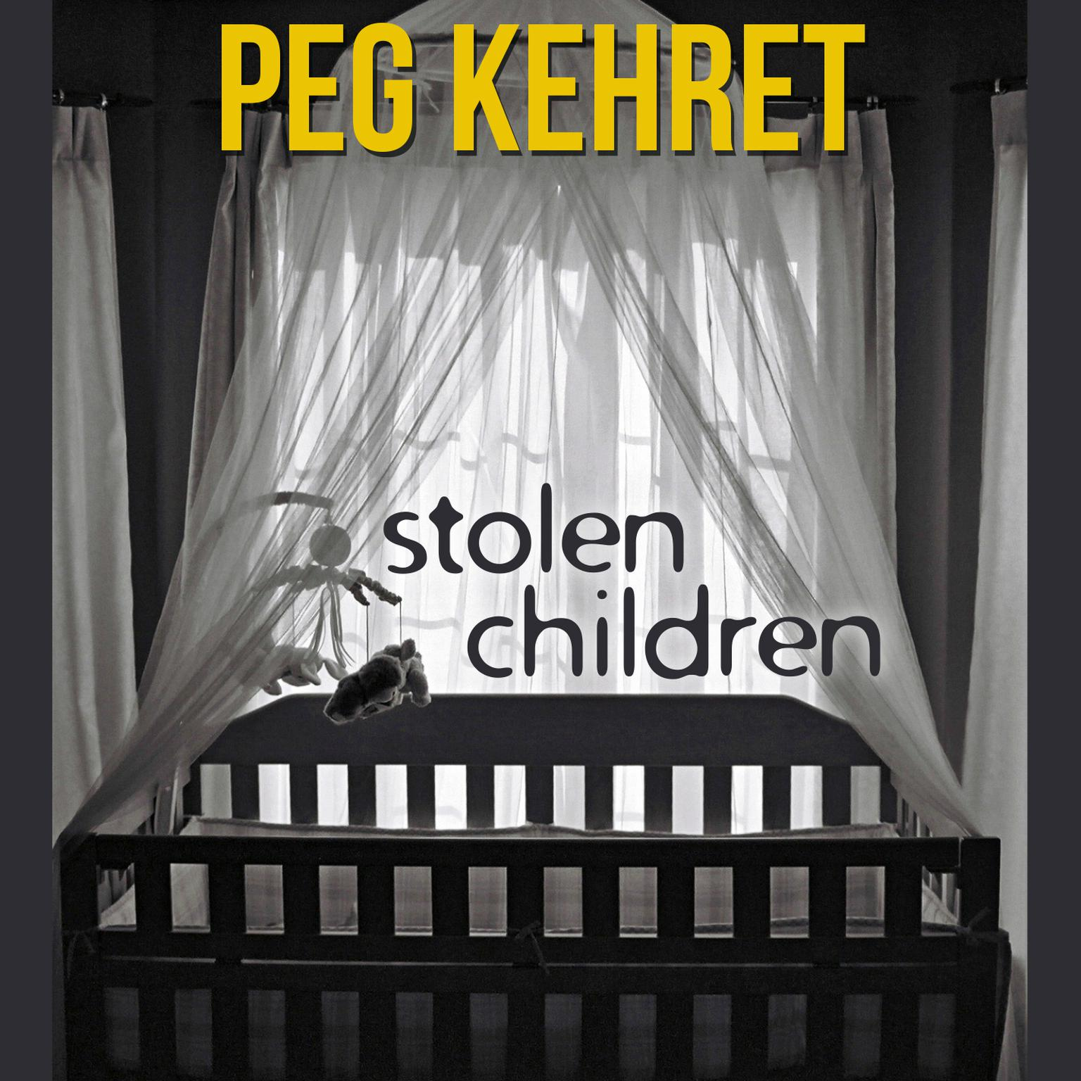 Printable Stolen Children Audiobook Cover Art