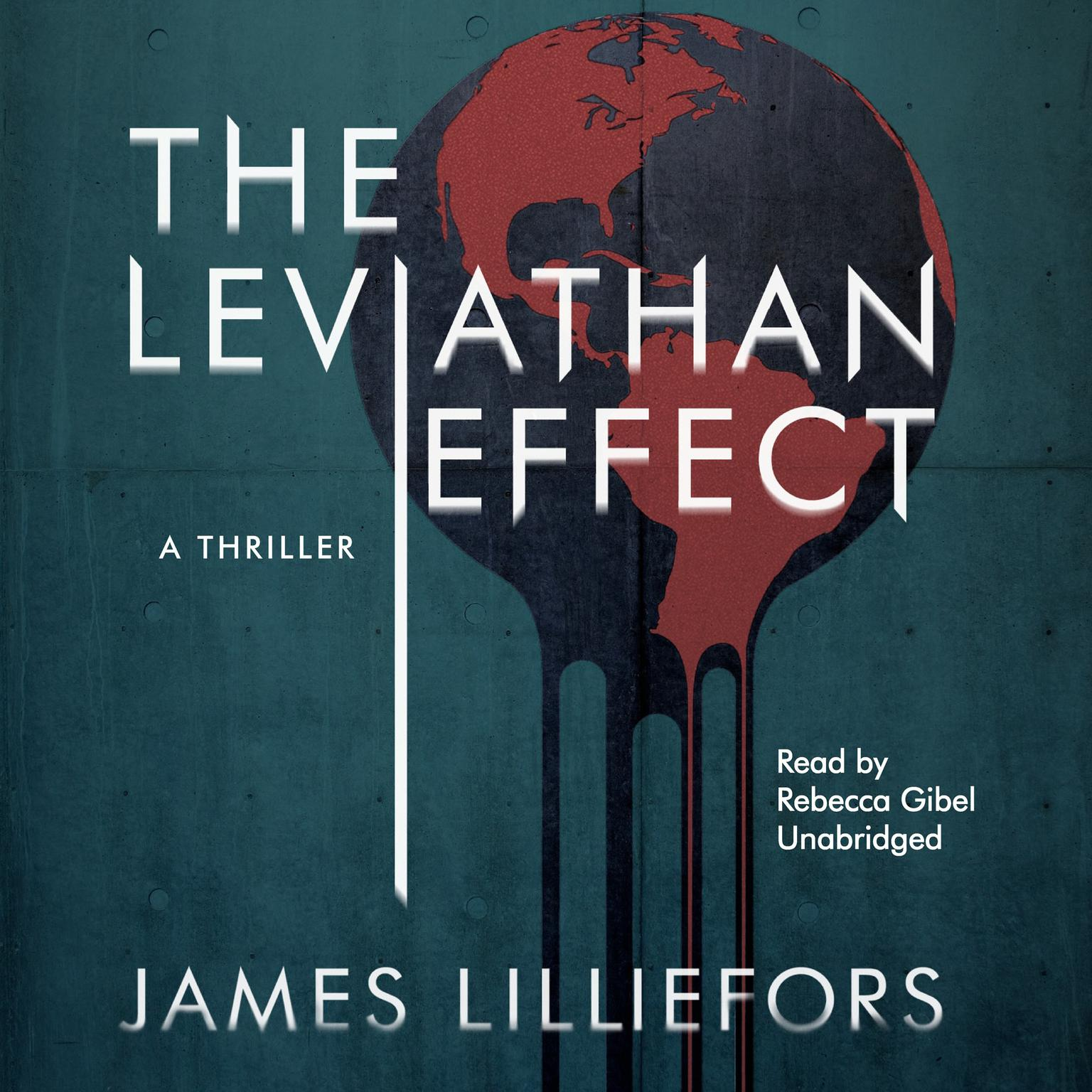 Printable The Leviathan Effect: A Thriller Audiobook Cover Art