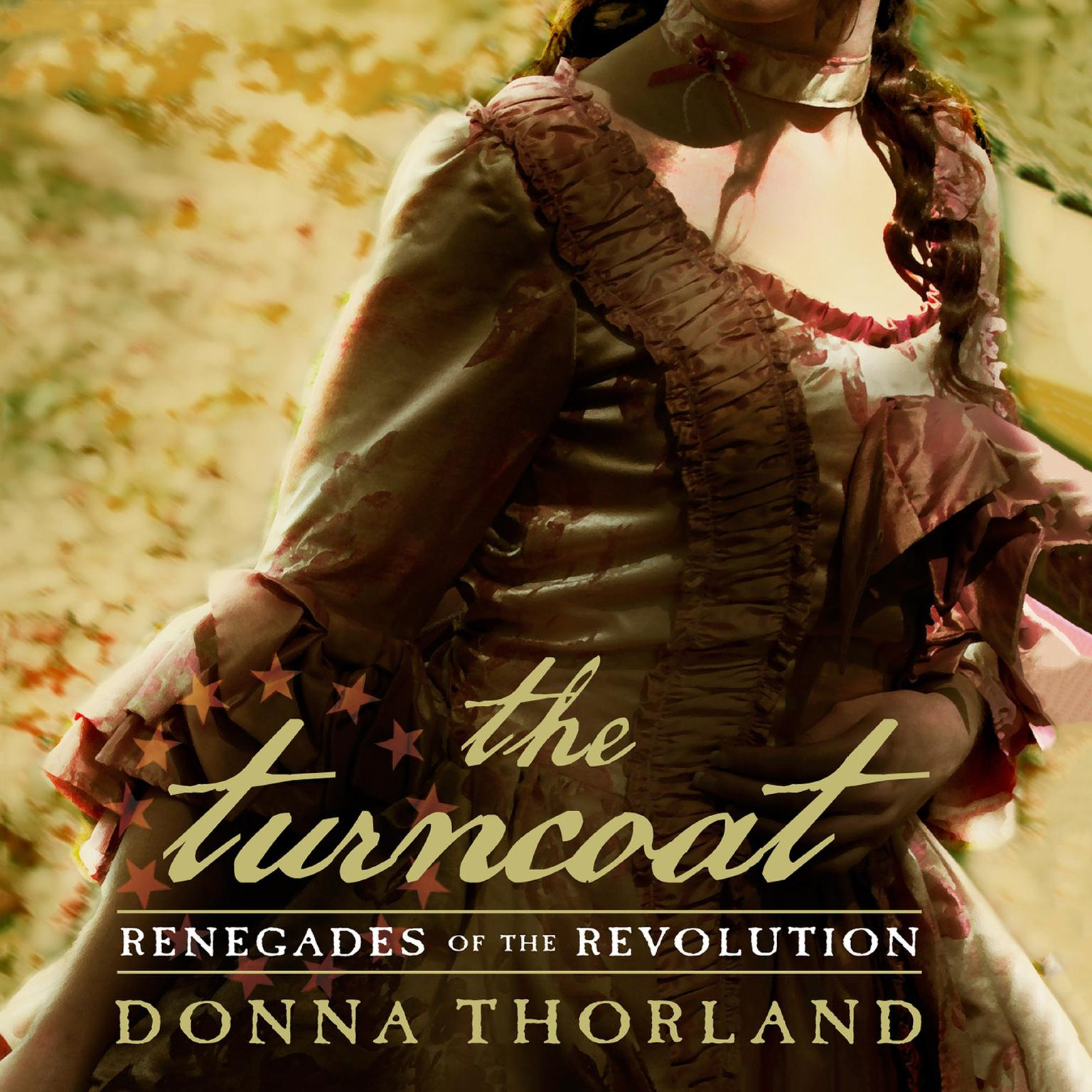 Printable The Turncoat: Renegades of the Revolution Audiobook Cover Art