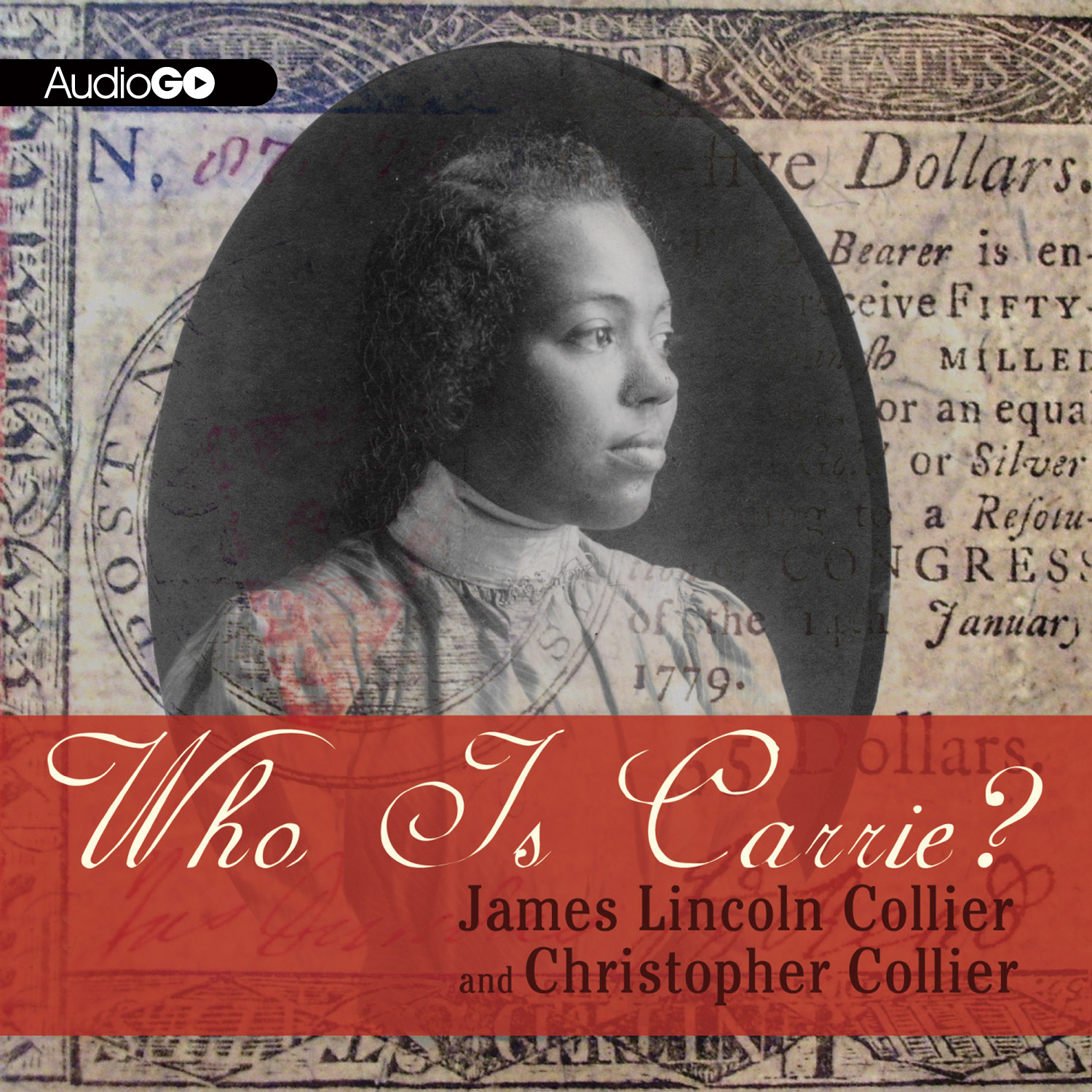 Who Is Carrie? Audiobook, by James Lincoln Collier