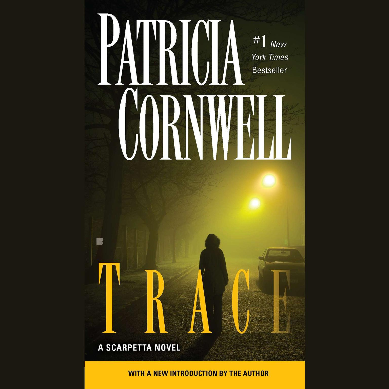 Printable Trace: Scarpetta (Book 13) Audiobook Cover Art