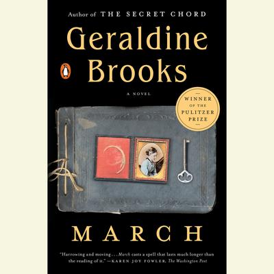 March Audiobook, by Geraldine Brooks