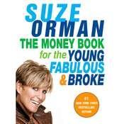 The Money Book for the Young, Fabulous & Broke Audiobook, by Suze Orman