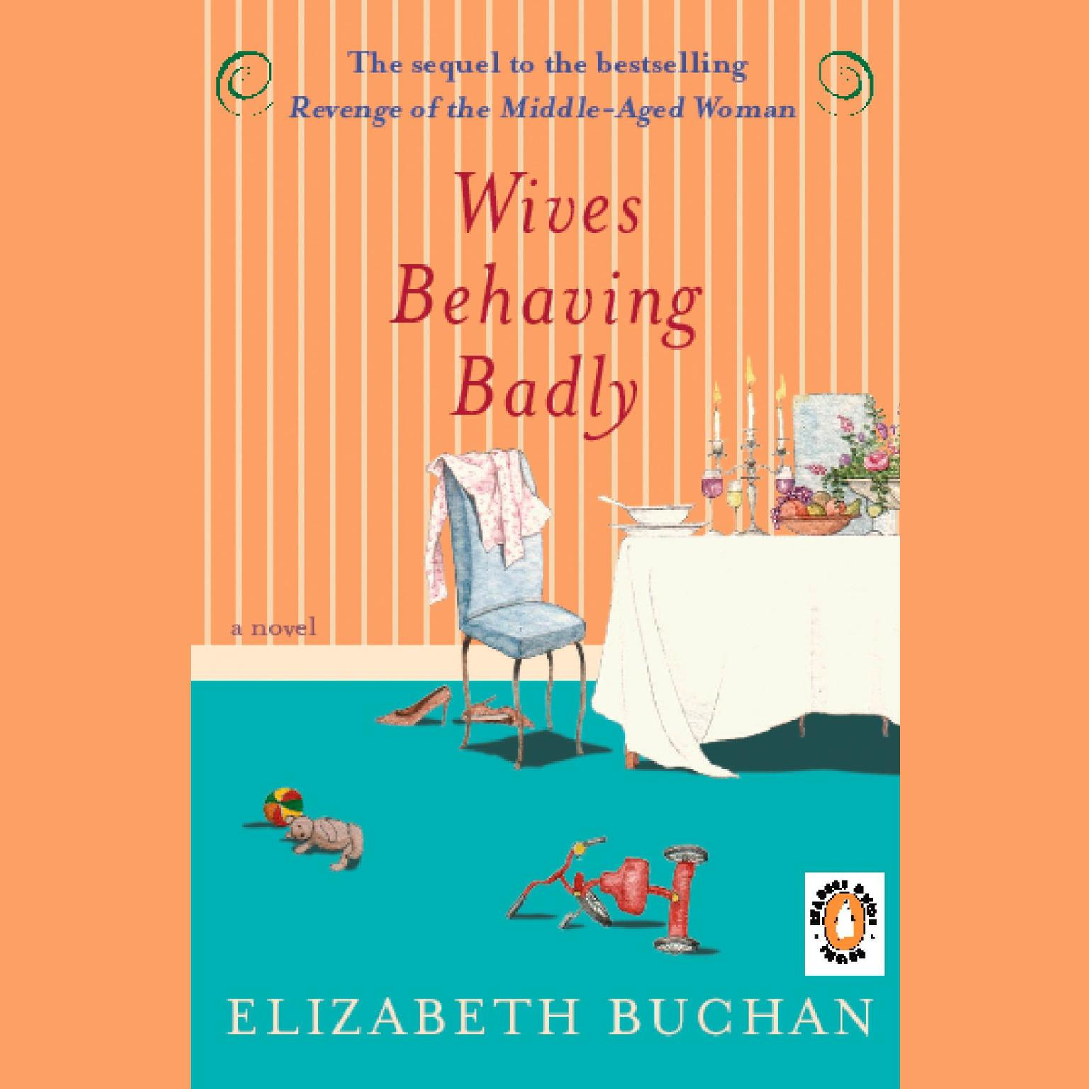 Printable Wives Behaving Badly Audiobook Cover Art