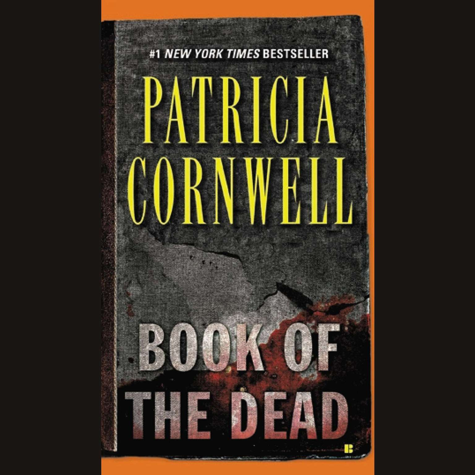 Printable Book of the Dead: Scarpetta (Book 15) Audiobook Cover Art