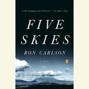 Five Skies Audiobook, by Ron Carlson