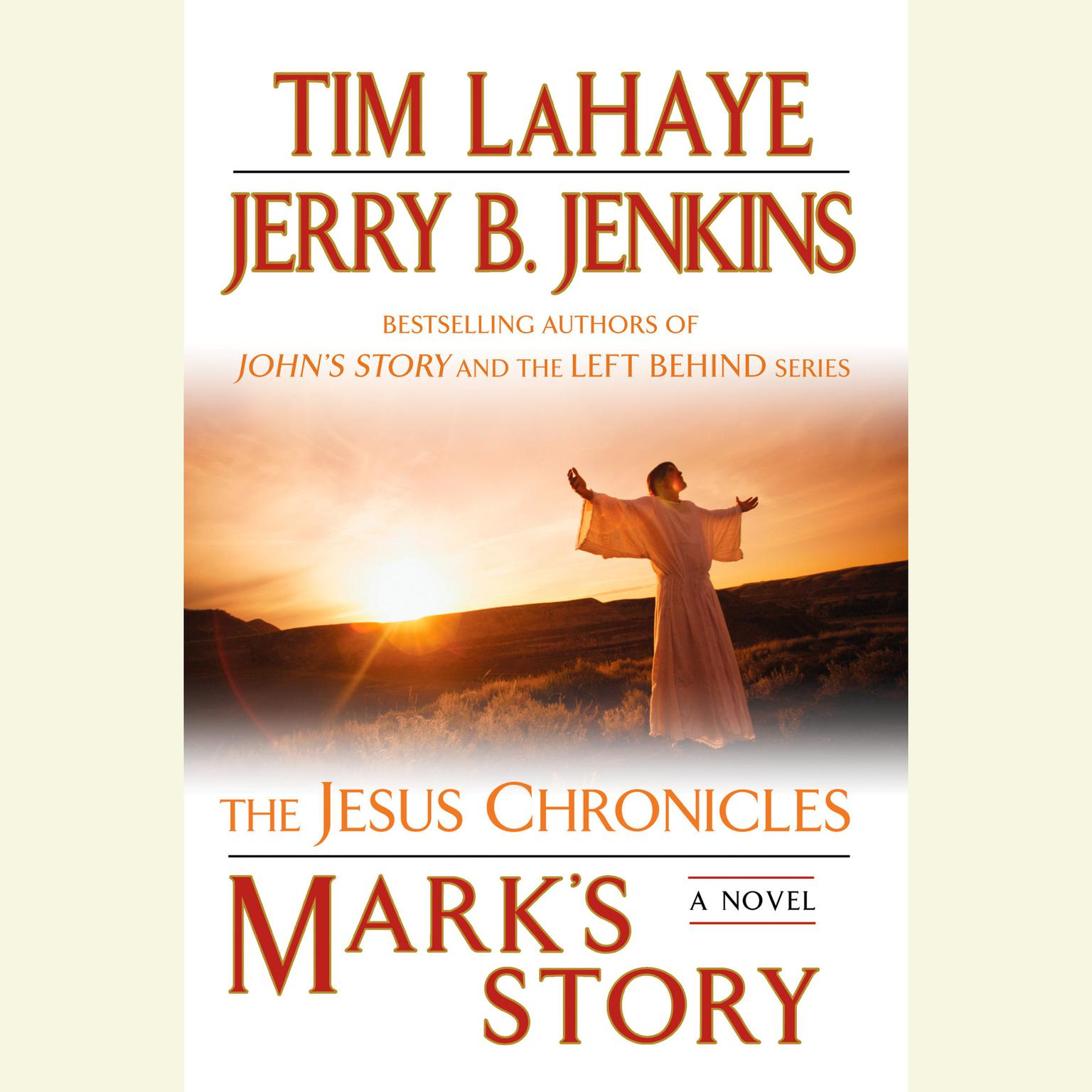 Printable Mark's Story Audiobook Cover Art