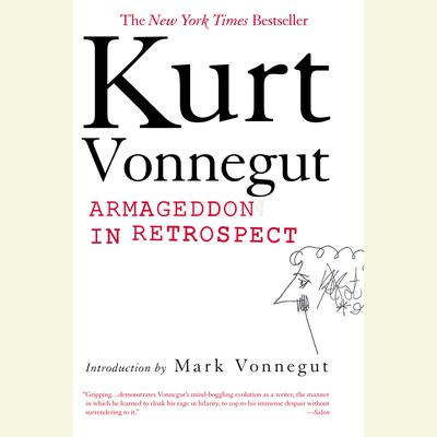 Armageddon in Retrospect Audiobook, by Kurt Vonnegut