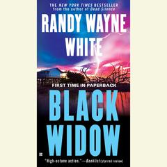 Black Widow Audiobook, by Randy Wayne White