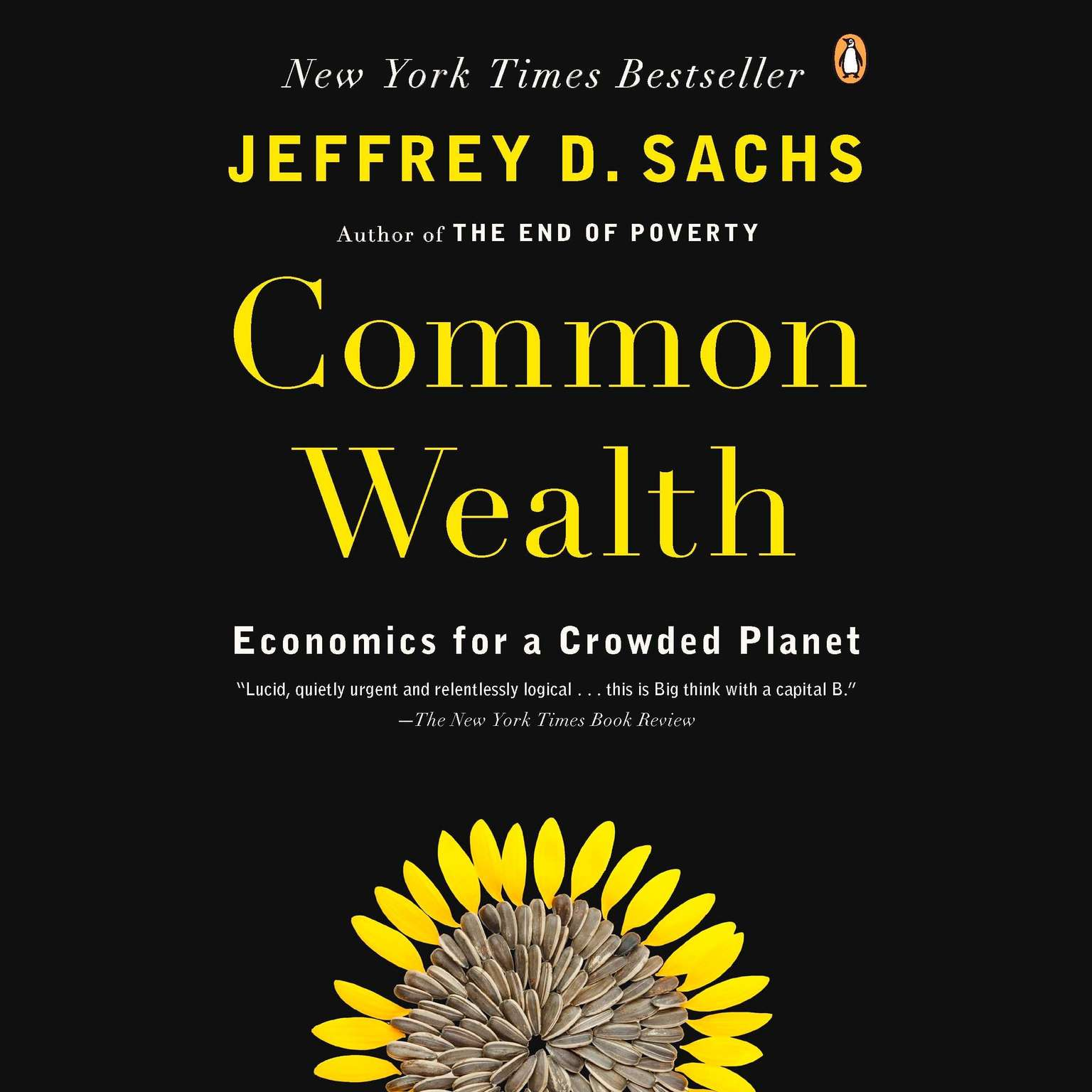Printable Common Wealth: Economics for a Crowded Planet Audiobook Cover Art
