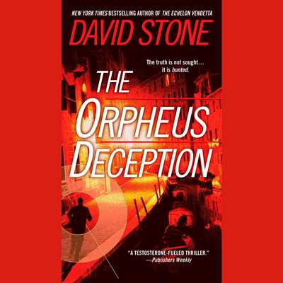 The Orpheus Deception Audiobook, by David Stone