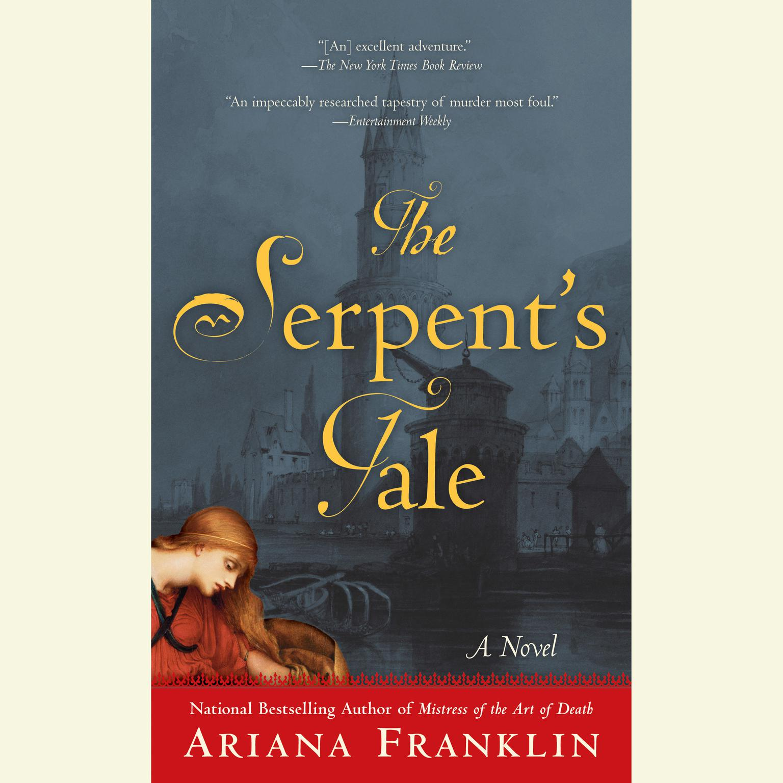 Printable The Serpent's Tale Audiobook Cover Art