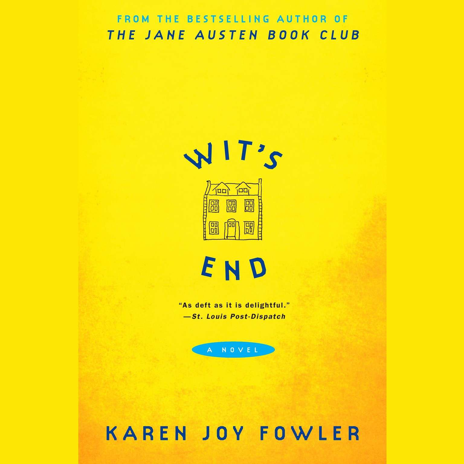 Printable Wit's End Audiobook Cover Art