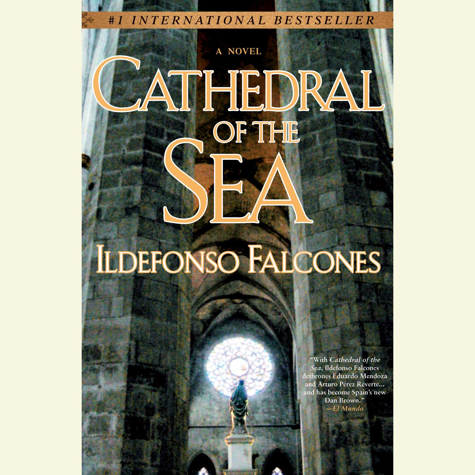 Printable Cathedral of the Sea Audiobook Cover Art