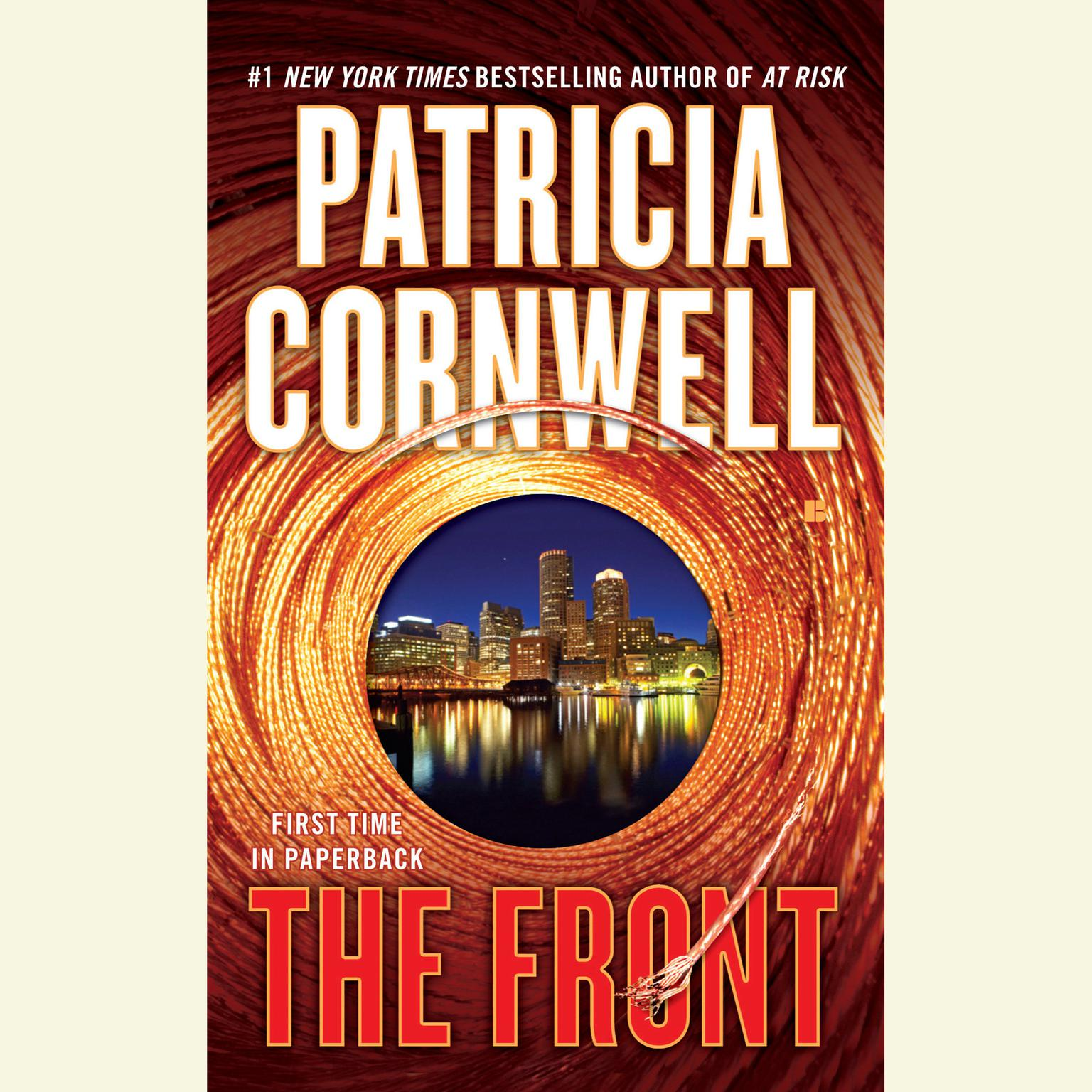 Printable The Front Audiobook Cover Art