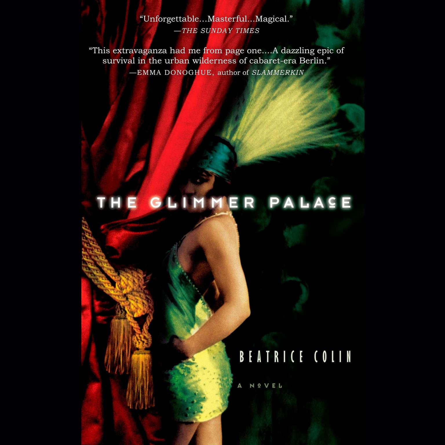 Printable The Glimmer Palace Audiobook Cover Art