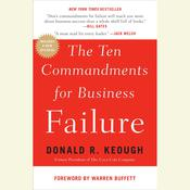 The Ten Commandments for Business Failure, by Donald R. Keough