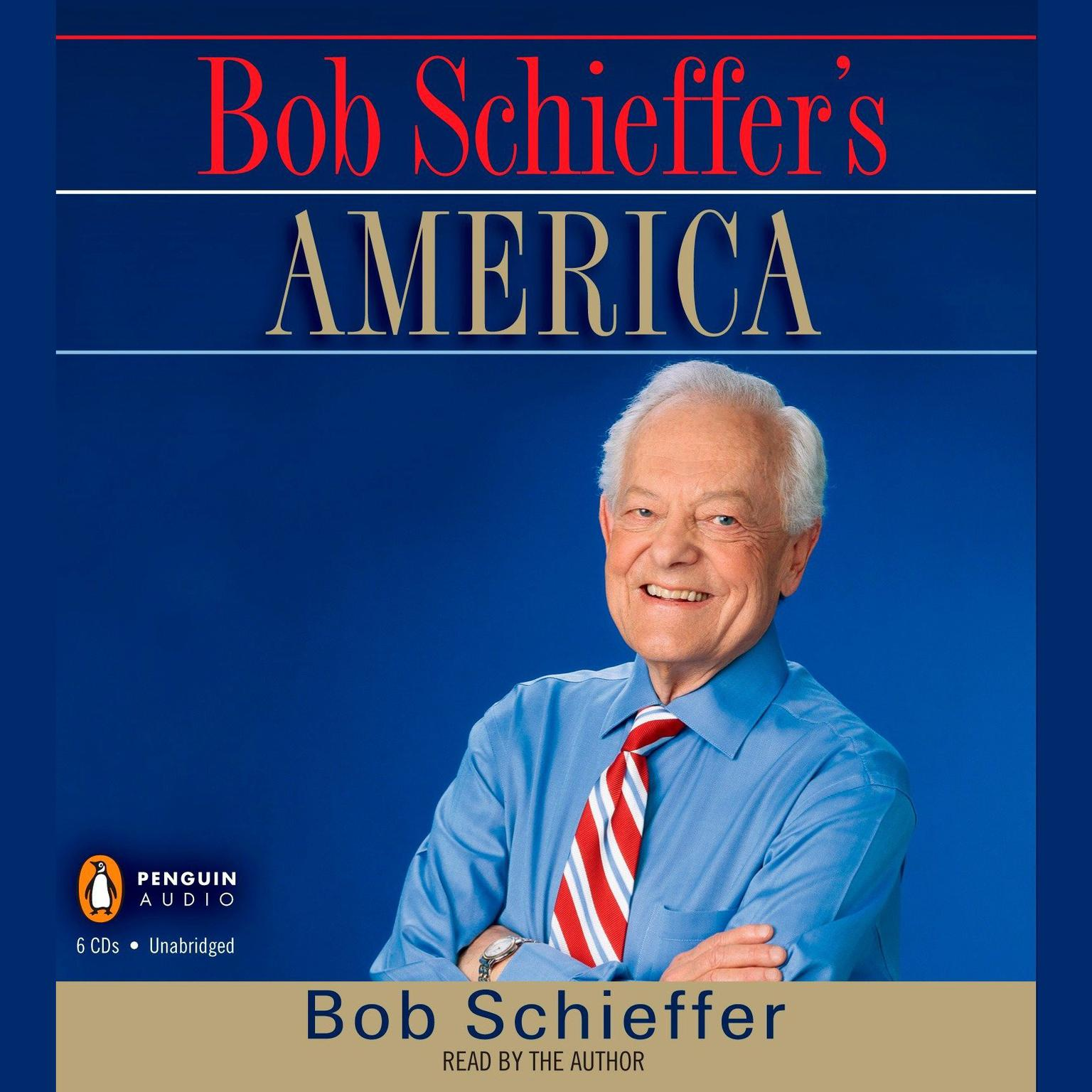 Printable Bob Schieffer's America Audiobook Cover Art