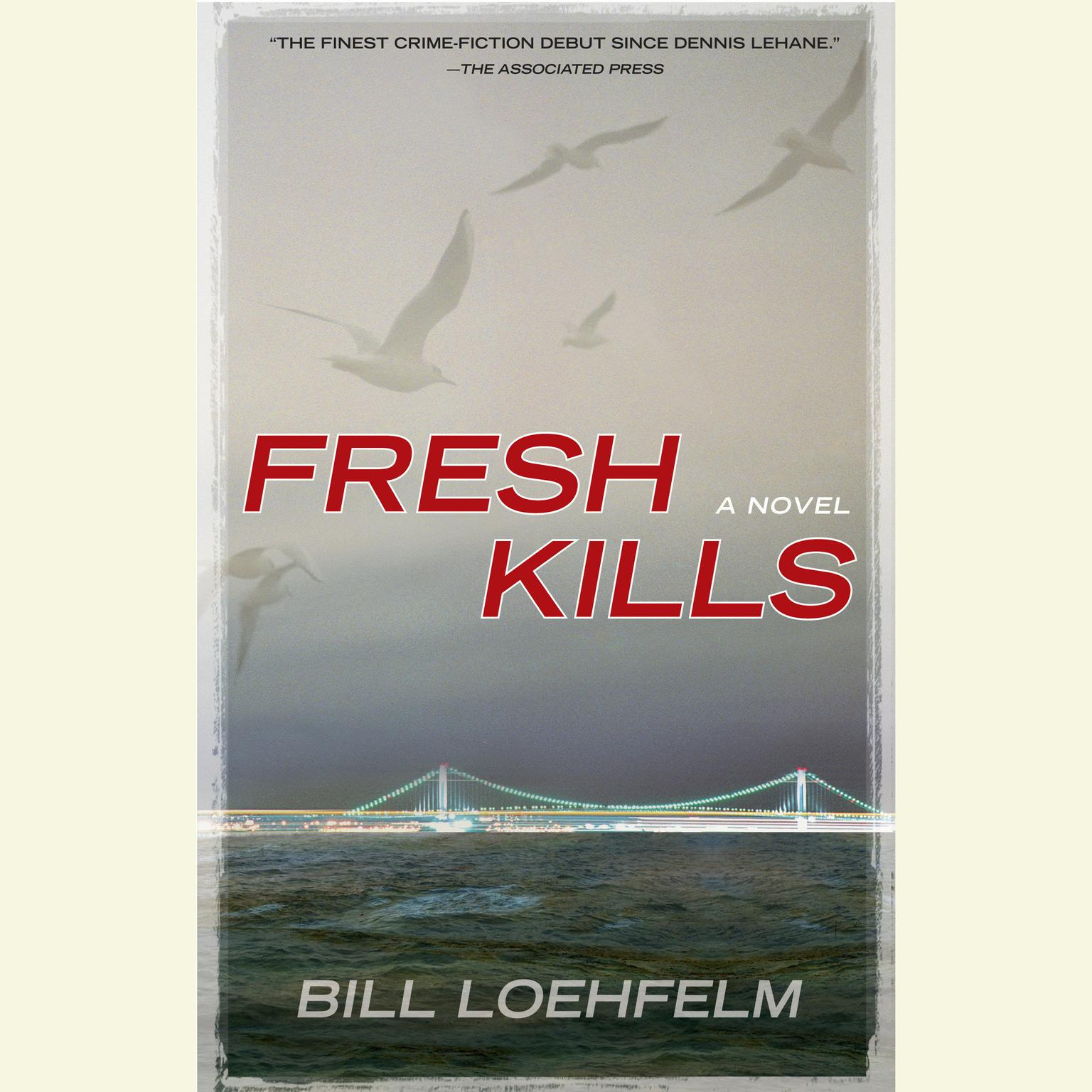 Printable Fresh Kills Audiobook Cover Art