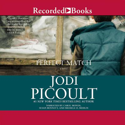 Perfect Match Audiobook, by