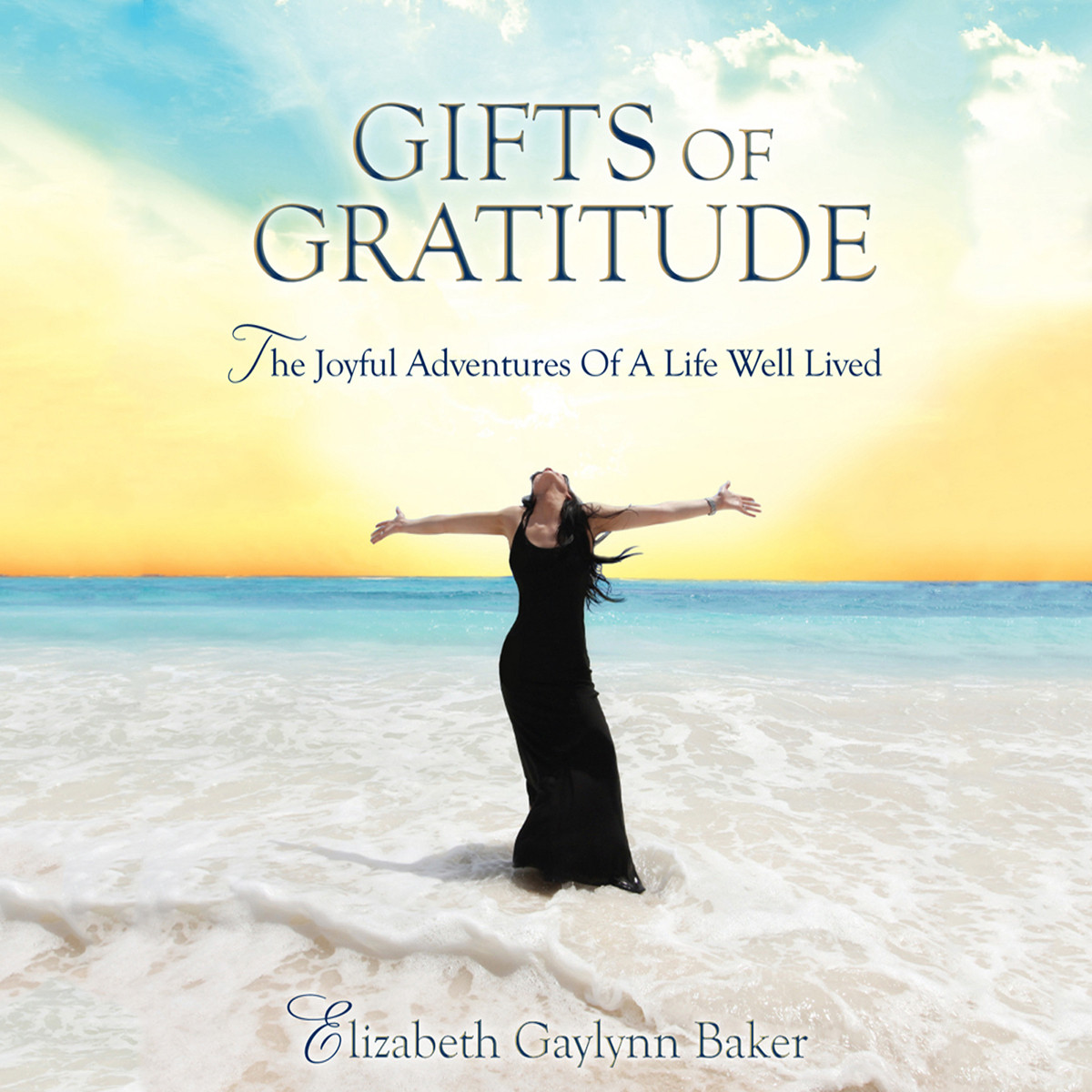Printable Gifts of Gratitude: The Joyful Adventures of a Life Well Lived Audiobook Cover Art