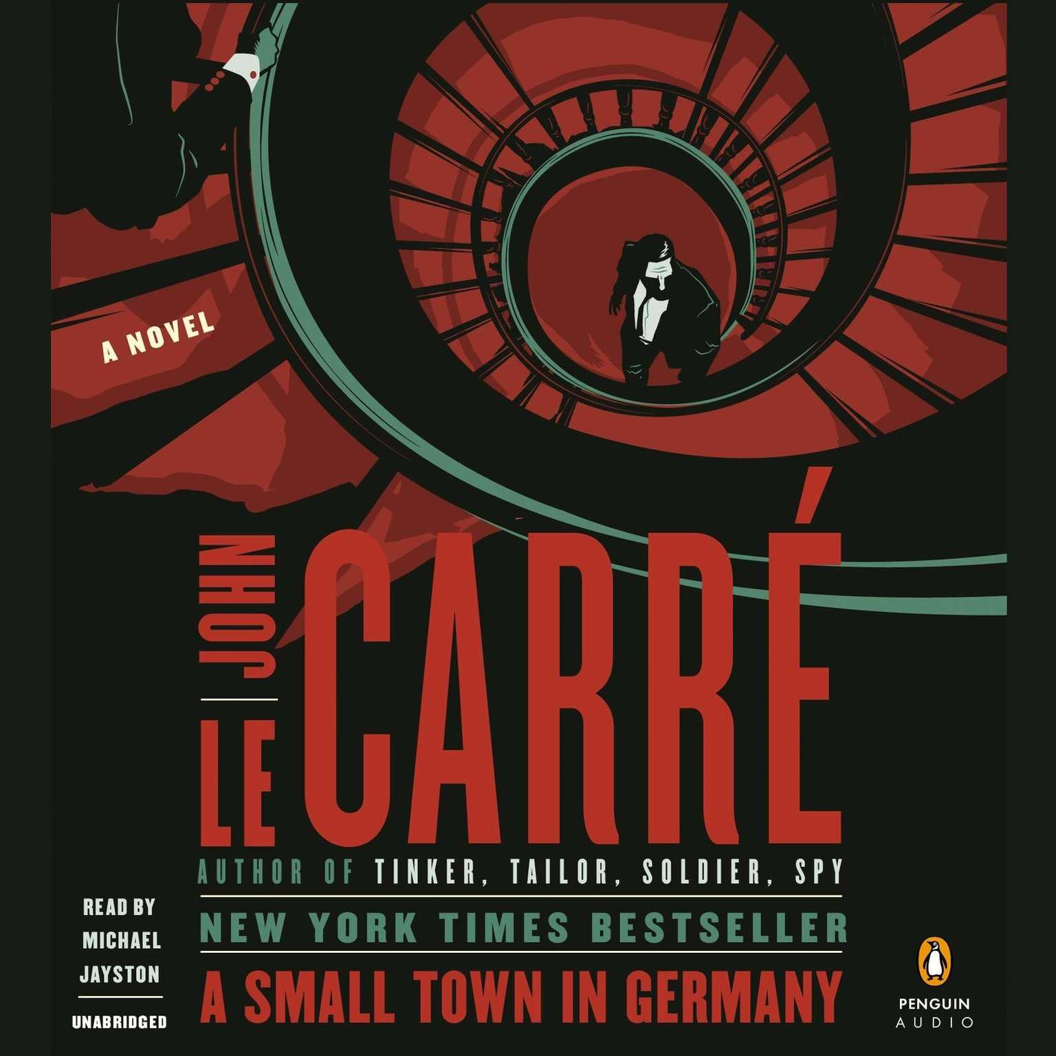 A Small Town in Germany Audiobook, by John le Carré