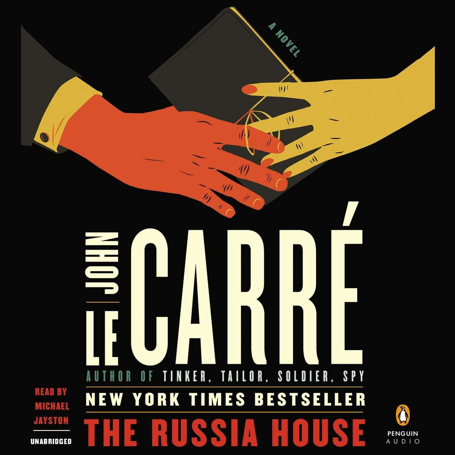 Printable The Russia House Audiobook Cover Art