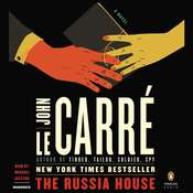 The Russia House Audiobook, by John le Carré