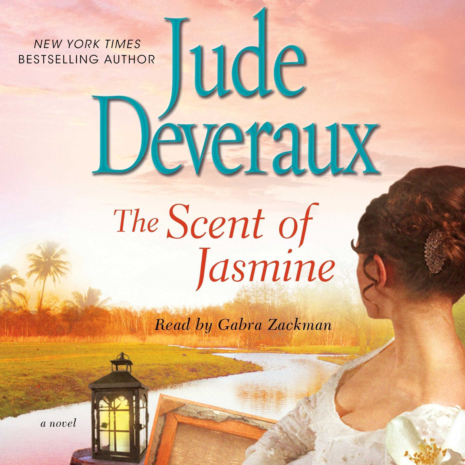 Printable The Scent of Jasmine Audiobook Cover Art