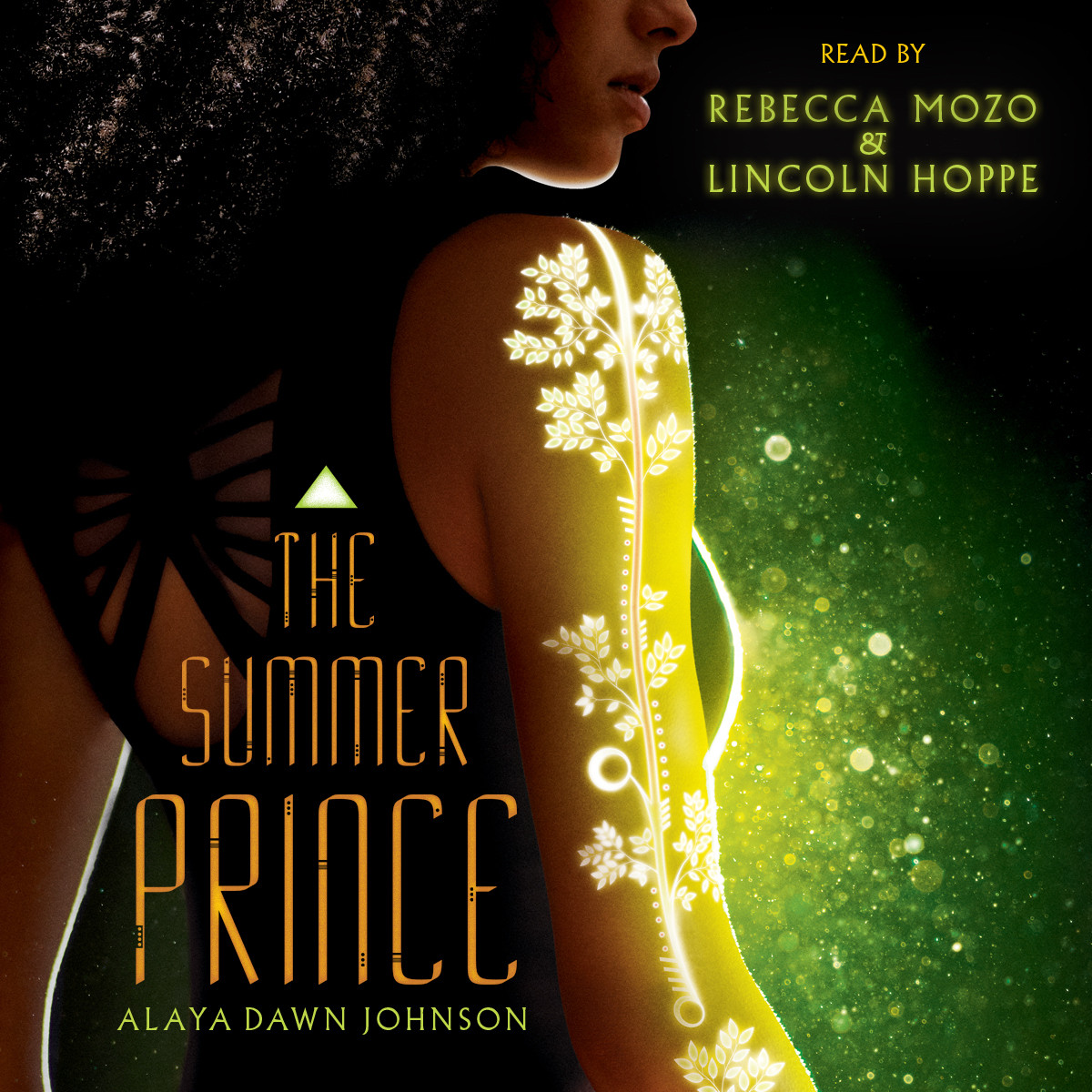 Printable The Summer Prince Audiobook Cover Art