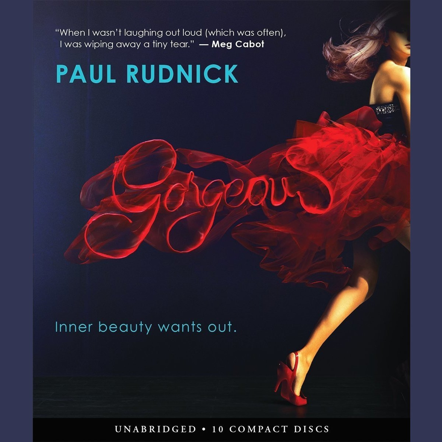 Printable Gorgeous Audiobook Cover Art