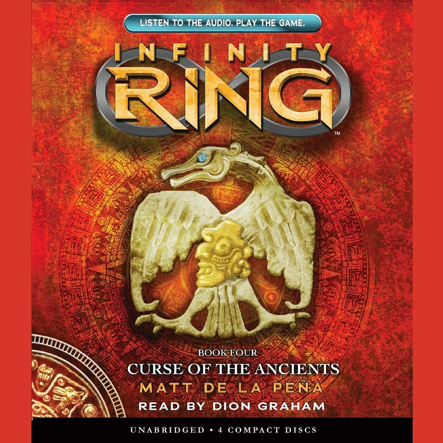 Printable Curse of the Ancients Audiobook Cover Art
