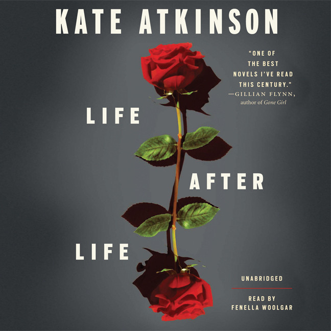 Printable Life after Life Audiobook Cover Art