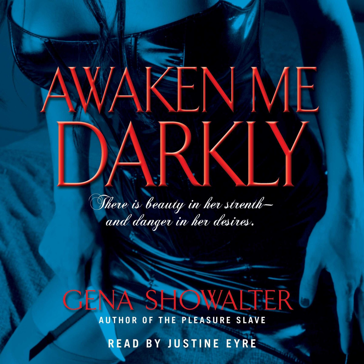 Printable Awaken Me Darkly Audiobook Cover Art